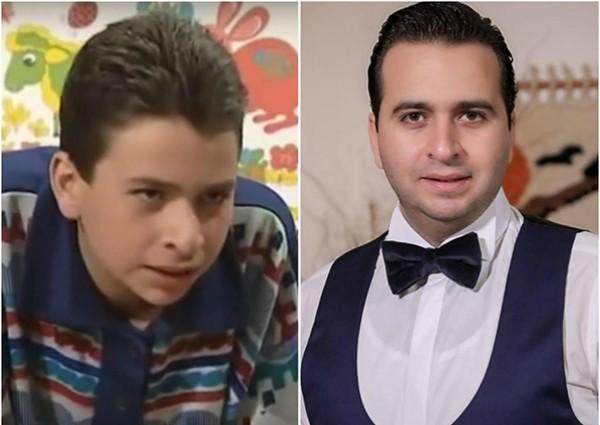 بعد عشرين عام ايمن زيدان يلتقي بطفليه في مسلسل جميل وهناء