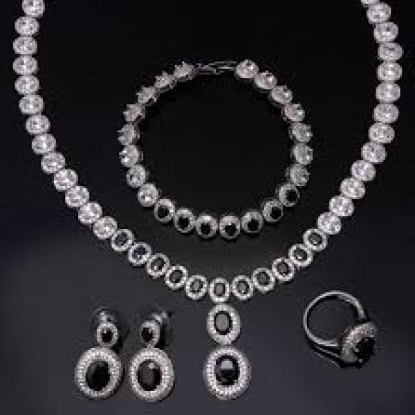 أناقتك بالمجوهرات السوداء 3910765163