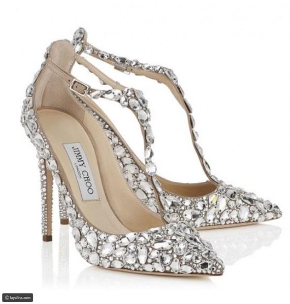 موديلات 2017 لأحذية الزفاف 3910775166