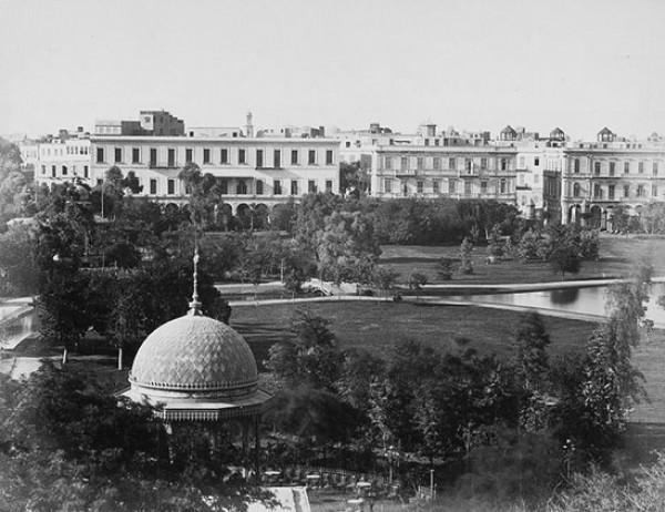 حدائق مصر قديمًا 3910779727