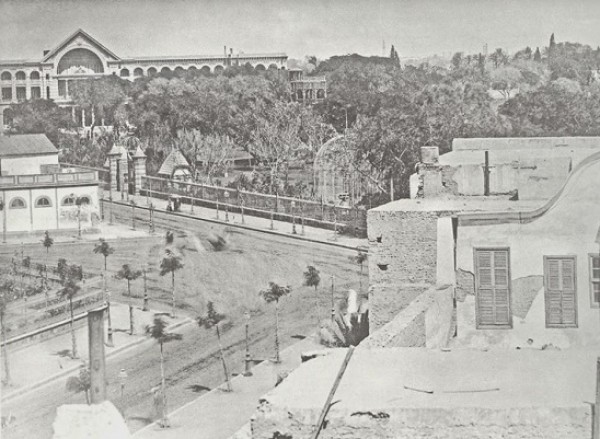 حدائق مصر قديمًا 3910779730