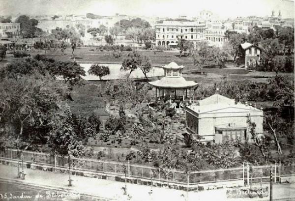 حدائق مصر قديمًا 3910779737