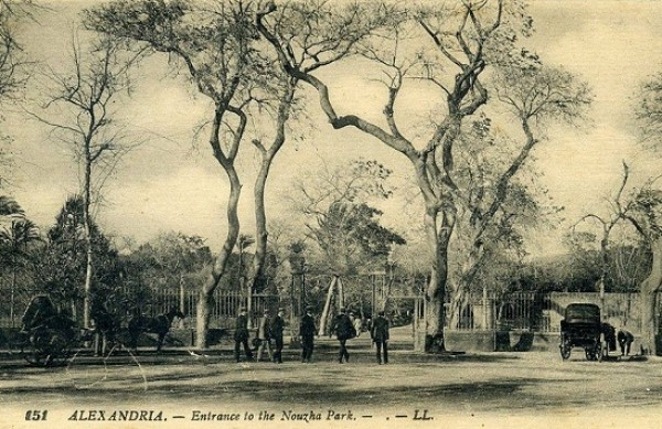 حدائق مصر قديمًا 3910779738
