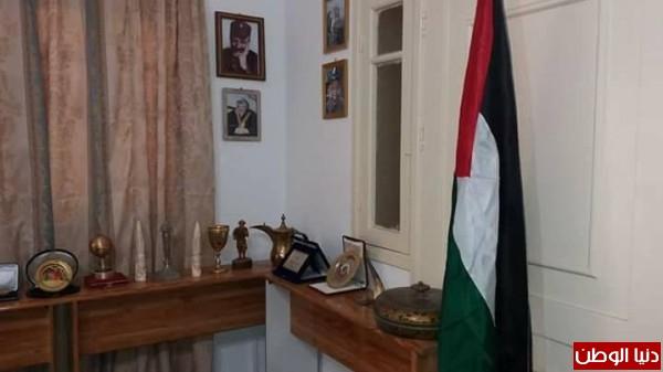 بالصور: ماذا يجري داخل بيت الرئيس أبو عمار بغزة؟