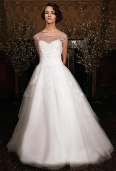 """اختاري اطلالة جذابة ليوم زفافك """"بالتول"""" 3910796490"""