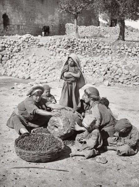 هكذا كانت حياة الفلسطينين 1948