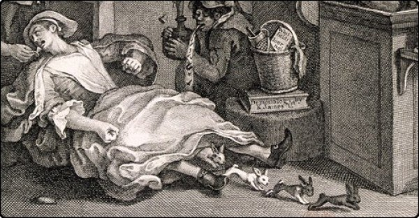 "A woman giving birth to rabbits .. ""Mary"" poor maid who tricked the whole England"