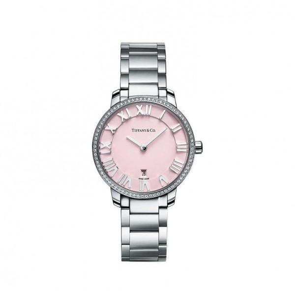 ساعات نسائية كاجوال باللون الوردي الناعم 3910914098