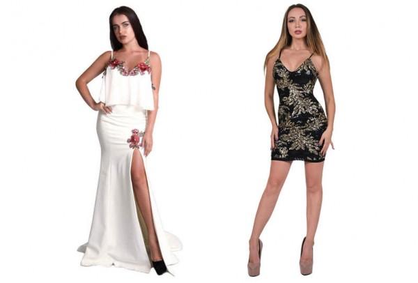 تألقي بإطلالة مثيرة بهذه الفساتين 3910914518