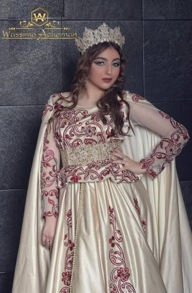 آخر صيحات القفطان المغربي 3910914908
