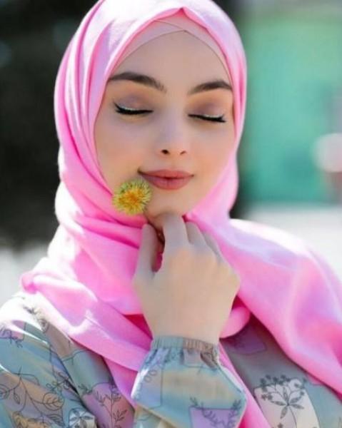 لفات حجاب للوجه الدائري 3910916020