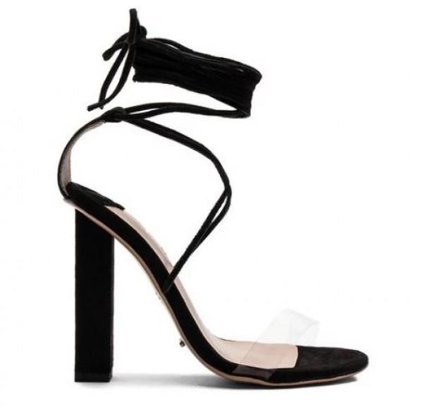 الأربطة تسيطر على صيحات أحذية الكعب العالي  3910917451