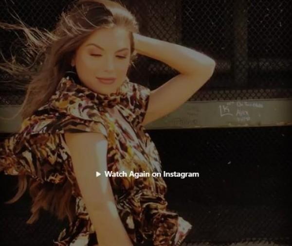 شاهد بالصور و الفيديو..مايا رعيدي ملكة جمال لبنان لعام 2018 بالبيكيني 3910923835
