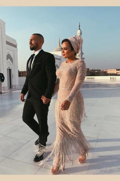 فستان زفاف مناسب لحجابك. 3910938928