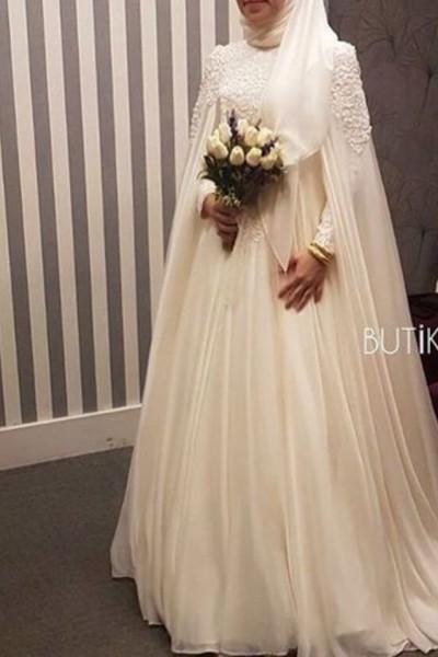 فستان زفاف مناسب لحجابك. 3910938931