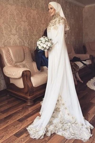 فستان زفاف مناسب لحجابك. 3910938935