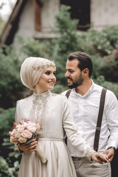 فستان زفاف مناسب لحجابك. 3910938937