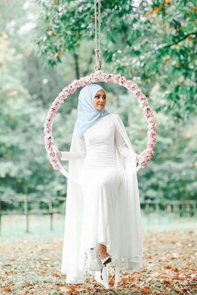 فستان زفاف مناسب لحجابك. 3910938939