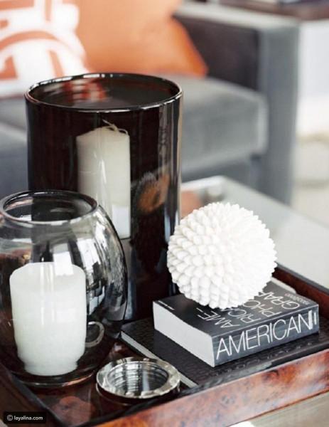 أفضل أفكار لديكور طاولة القهوة