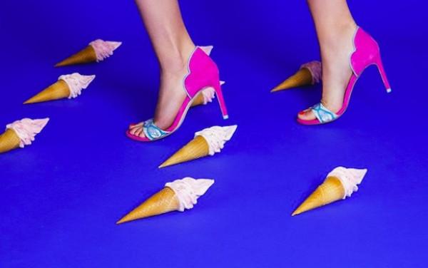 "حذاء ""ماكسين"" النسائي"