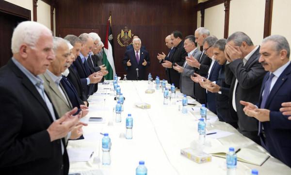 الرئيس عباس: مستعدون للحوار مع إسرائيل حول أموال المقاصة في هذه الحالة