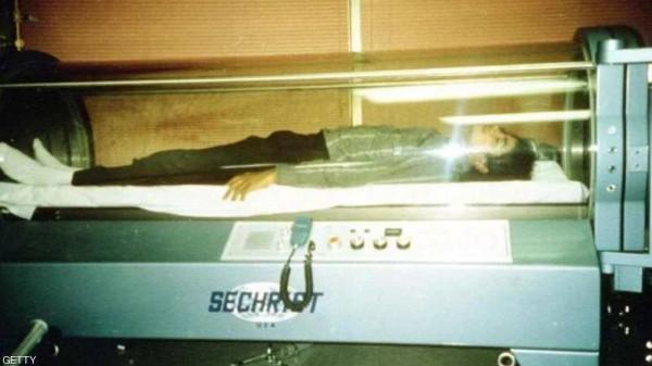 العثور على الآلة التي كان يستخدمها مغني البوب الشهير الراحل مايكل جاكسون