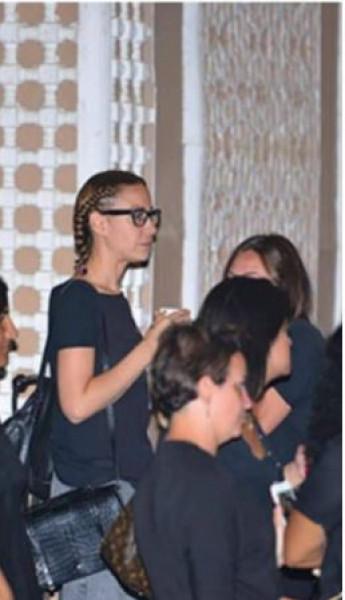الفنانة منة شلبي تظهر بإطلالة صادمة بعدما خسرت الكثير من وزنها