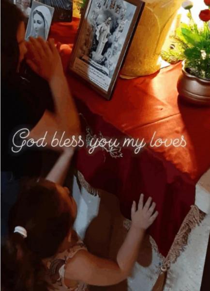 بعدما نشرت صورة ابنتيهما.. وائل كفوري يجرُّ طليقته أنجيلا بشارة للقضاء