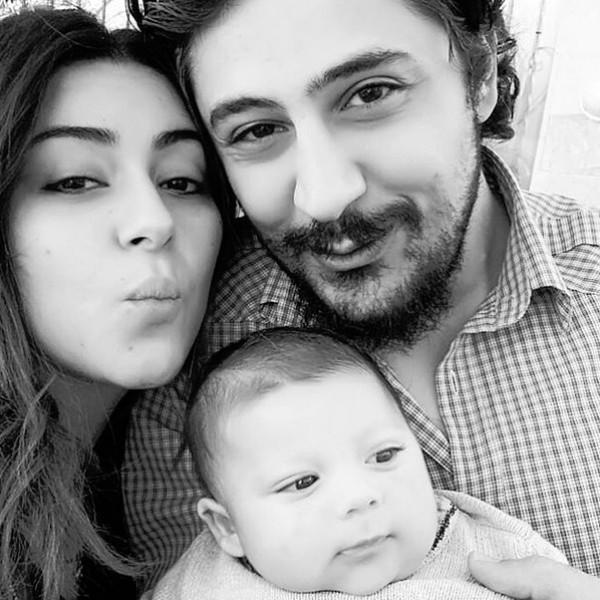 الفنان حازم زيدان ينفصل عن زوجته نهى عابدين بعد زواج استمر لـ5 سنوات