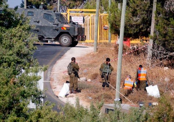 خطف وقتل جندي إسرائيلي طعناً بالقرب من مستوطنة (غوش عتصيون)