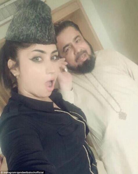"""مفاجأة في قضية مقتل """"كيم كاردشيان"""" الباكستانية التي قُتلت في """"جريمة شرف"""""""