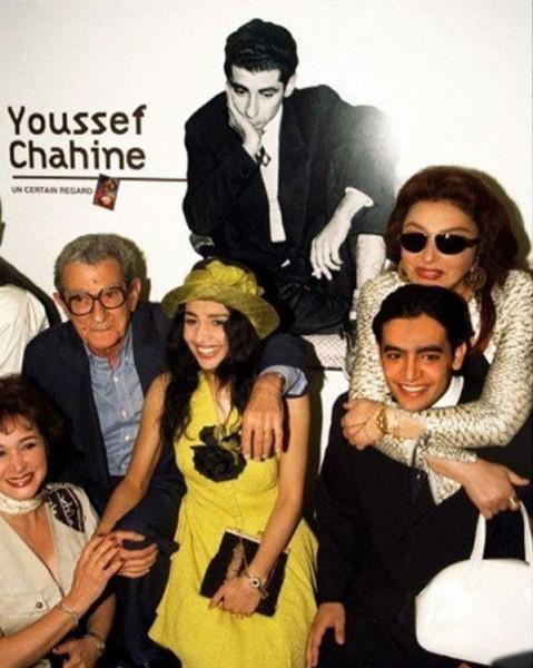 """نبيلة عبيد تكشف عن كواليس عملها مع المخرج الراحل يوسف شاهين أثناء تصوير فيلم """"الآخر"""""""