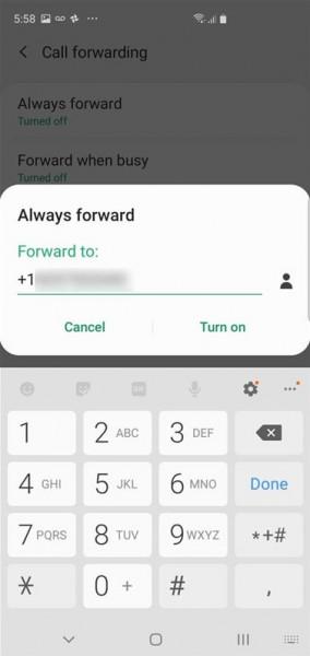 """كيفية تحويل المكالمات في هاتف """"سامسونج جالاكسي S10"""" بخطوات بسيطة"""