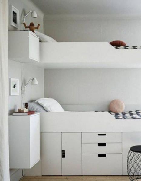 الأثاث الذكي لاستغلال المساحات الضيّقة في غرفة طفلك   3911025770
