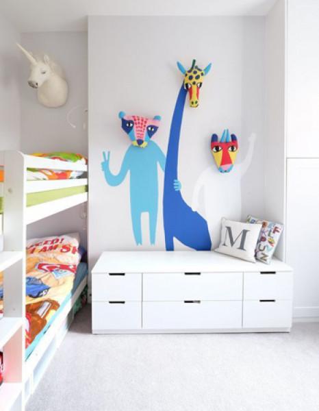 الأثاث الذكي لاستغلال المساحات الضيّقة في غرفة طفلك   3911025773