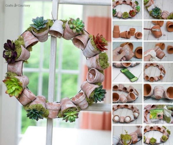 تشكيلات مدهشة للنباتات في المنزل 3911027564