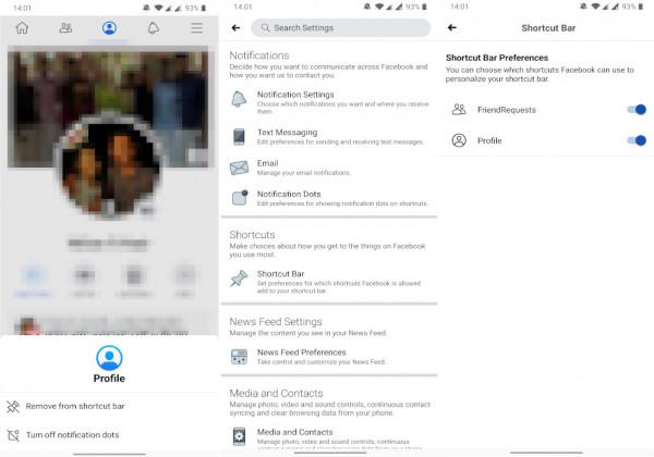 (فيسبوك) يتيح للمستخدمين إخفاء الإشعارات والتحكم بها 3911040603
