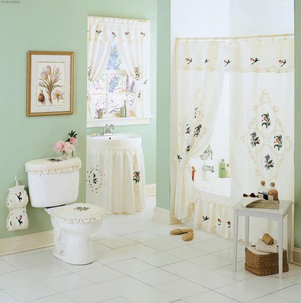 أنواع مختلفة لستائر الحمام 3911044590