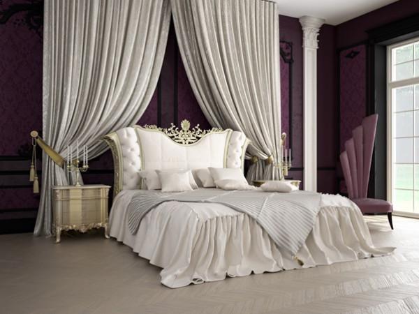 أفكار لتصميم غرف نوم ملكية راقية 3911047549