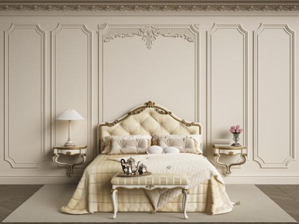 أفكار لتصميم غرف نوم ملكية راقية 3911047551
