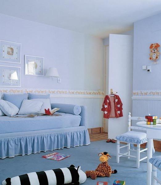 موضة 2020 .. 10 أفكار لغرف نوم الأطفال   3911050646