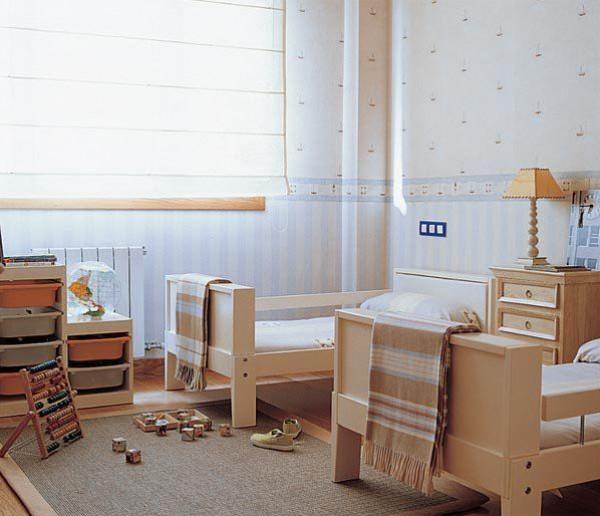 موضة 2020 .. 10 أفكار لغرف نوم الأطفال   3911050650