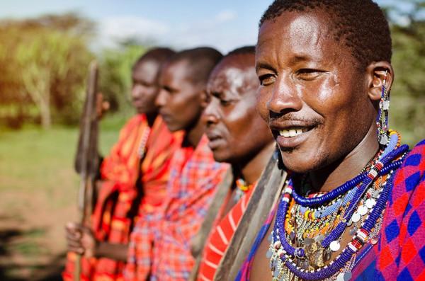 قبيلة الماساي 3911086073