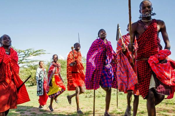 قبيلة الماساي 3911086078