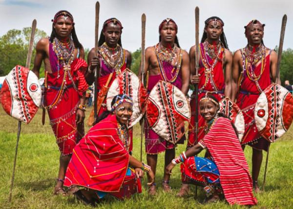 قبيلة الماساي 3911086079