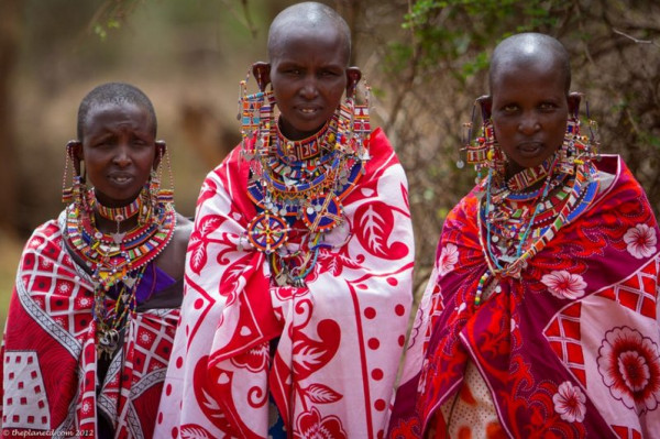 قبيلة الماساي 3911086080