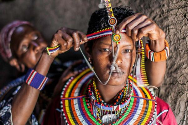 قبيلة الماساي 3911086083