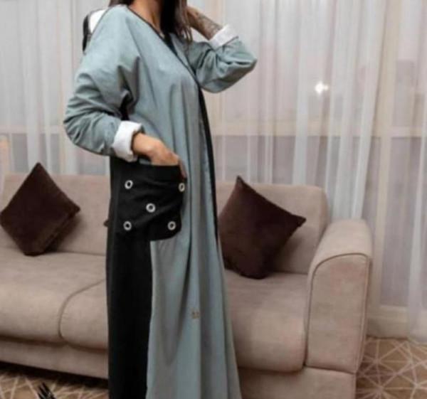 عبايات شبابية للمحجبات 3911094045