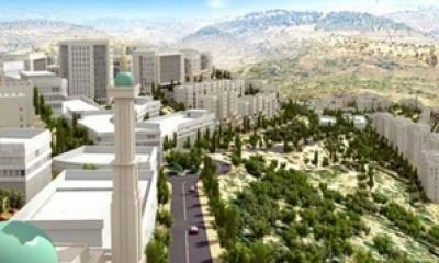 أول مدينة نموذجية فلسطينية شمال رام الله تستوعب 40 ألف نسمة وتوفر 5000 فرصة عمل