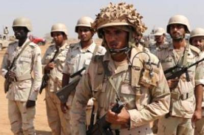 مقتل 41 مسلحاً من الحوثيين وقوات صالح فى تعز اليمنية